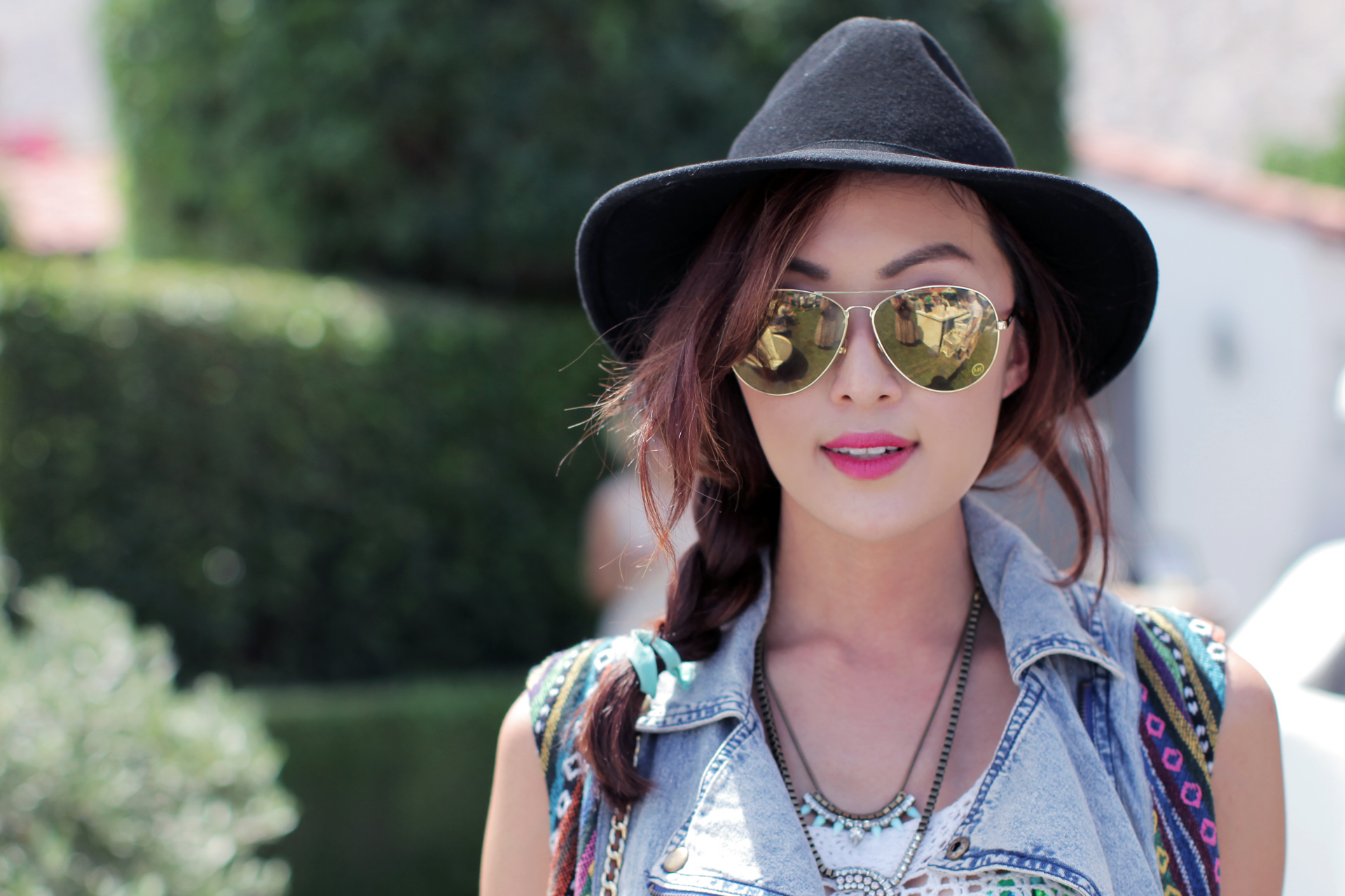 Chriselle Lim Asian Fashion Blogger