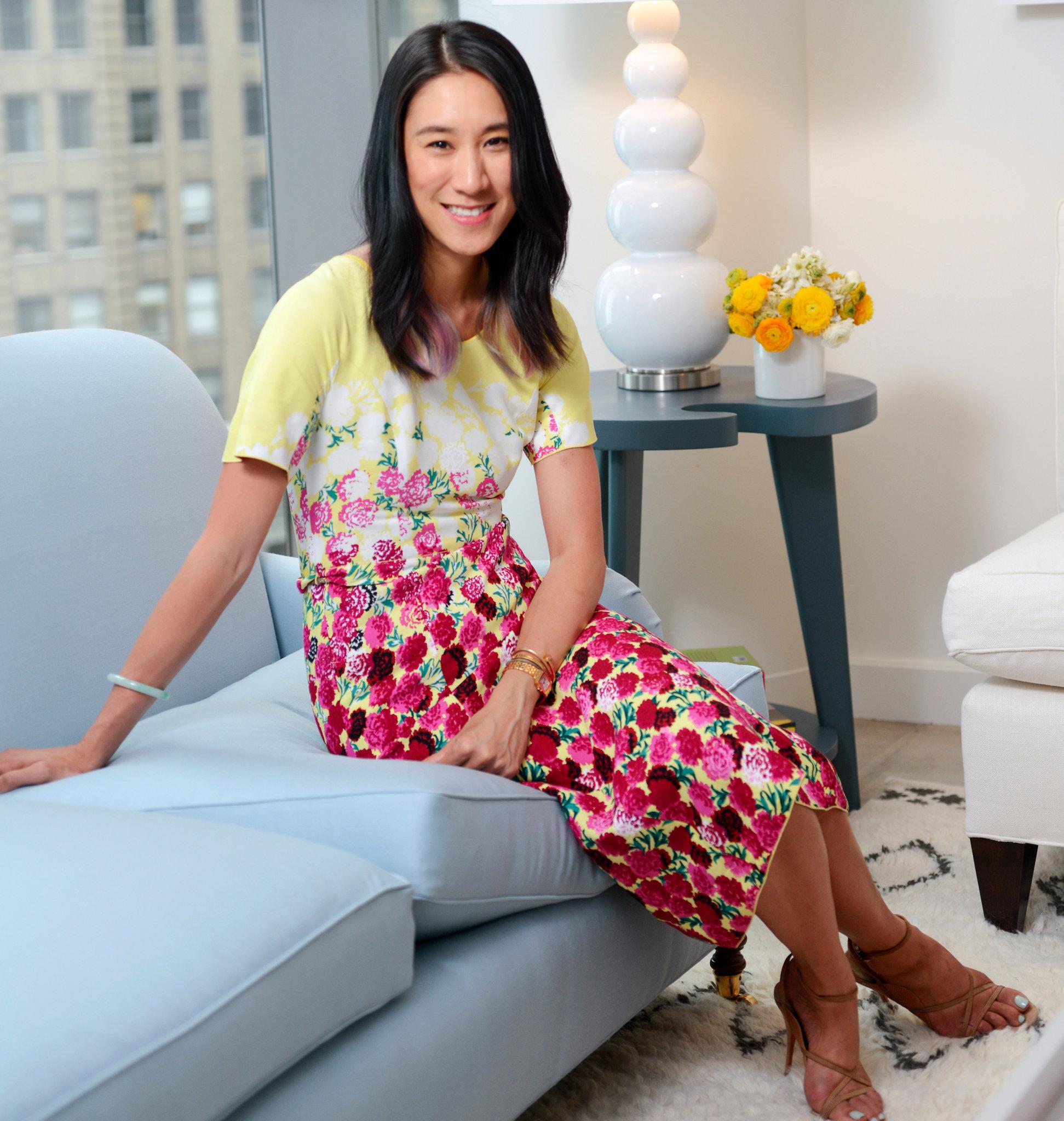 Eva Chen Former Lucky Creative Director