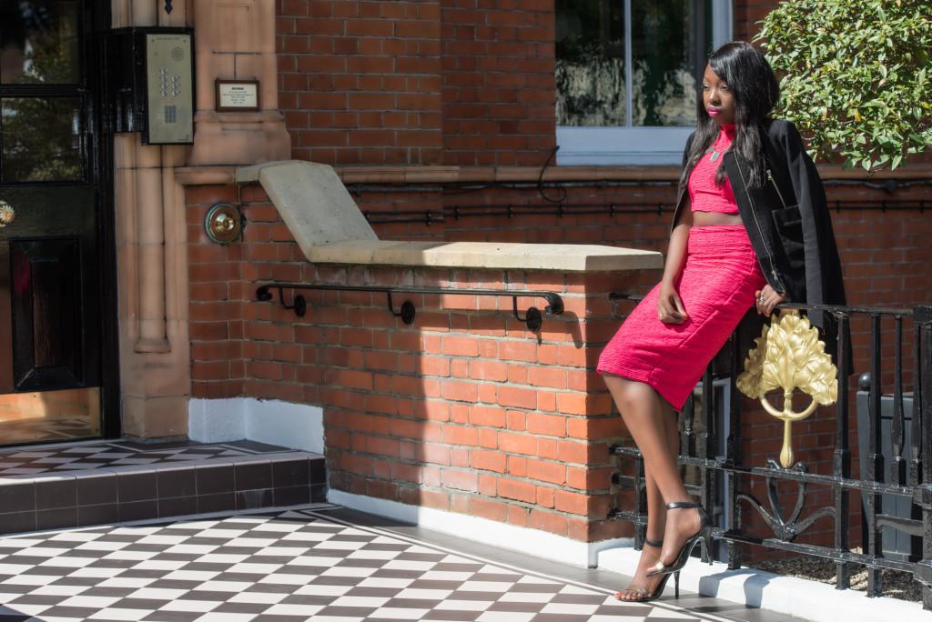Eleasha Ajadi Duches of Fashion