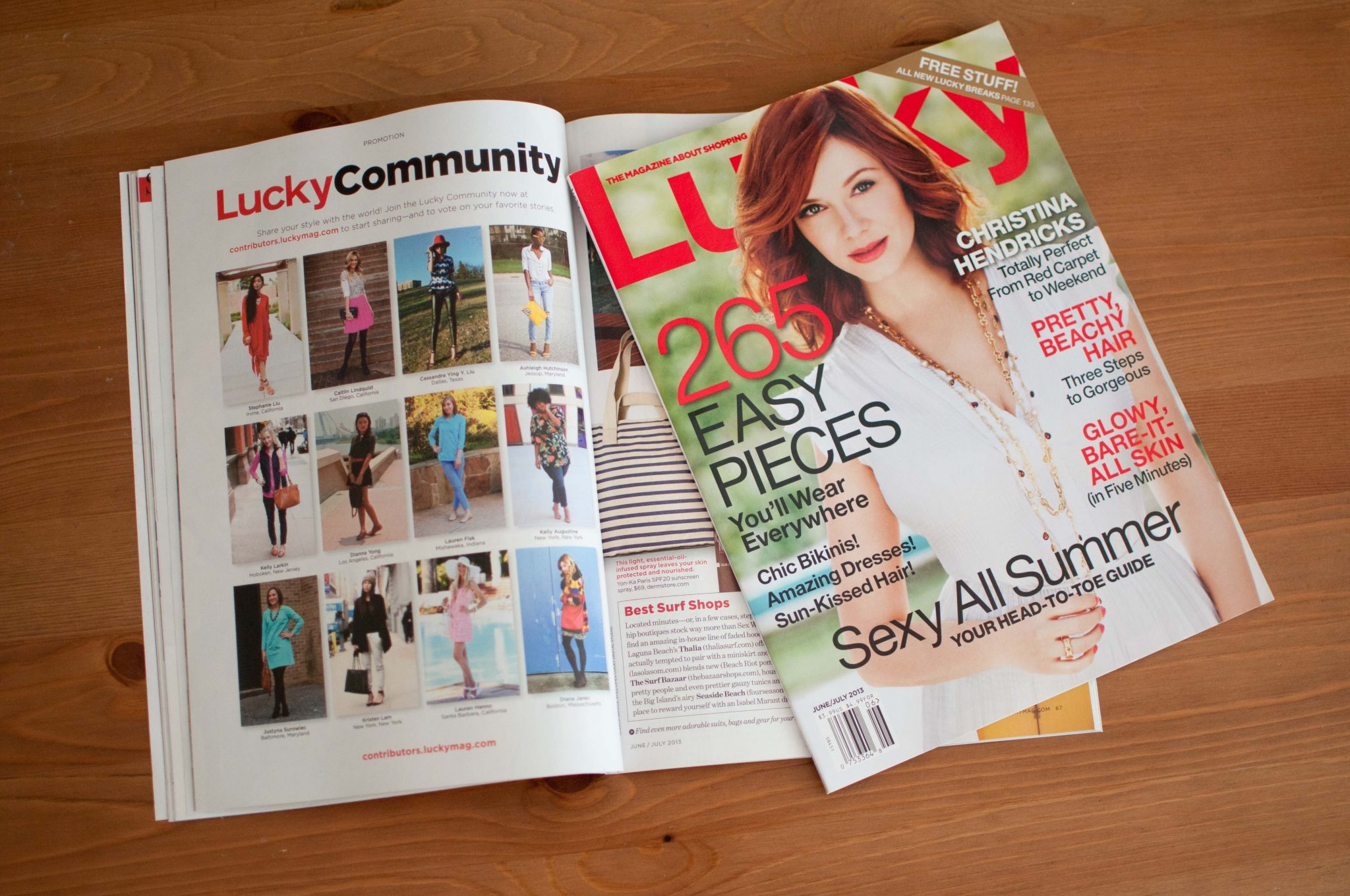 Lucky Magazine to Close Print Edition