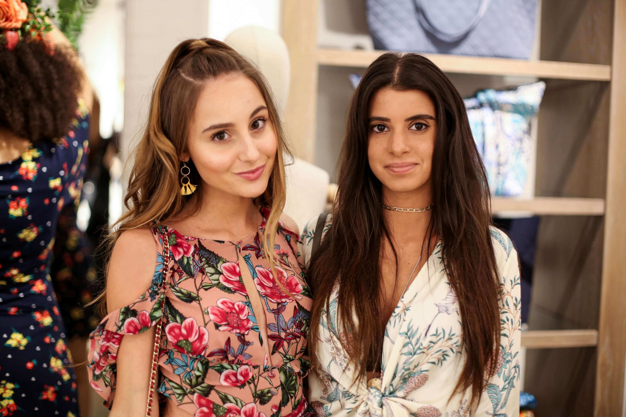 Alexandra-Chloe-with-Guest-Blogger-and-the-Brand-Shop